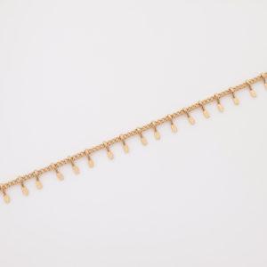 Bracelet chaine épis